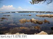 Купить «Остров Сен-Оноре», фото № 1078191, снято 6 июля 2009 г. (c) Татьяна Лата / Фотобанк Лори