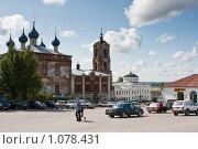 Купить «Успенская церковь в Касимове», фото № 1078431, снято 22 октября 2019 г. (c) Александр Трушкин / Фотобанк Лори