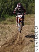 Мотокросс в г.Иваново - Беларусь (2009 год). Редакционное фото, фотограф Корзун Юрий / Фотобанк Лори