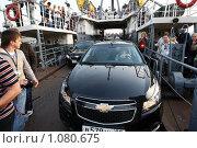 Купить «Автомобиль Шевроле», фото № 1080675, снято 3 сентября 2009 г. (c) Александр Николаев / Фотобанк Лори