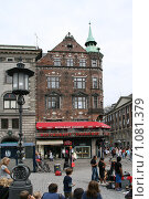 Купить «Дания. Копенгаген. Городской пейзаж», фото № 1081379, снято 4 августа 2009 г. (c) Александр Секретарев / Фотобанк Лори