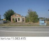 Заброшенный дом. Стоковое фото, фотограф Сотникова Екатерина / Фотобанк Лори