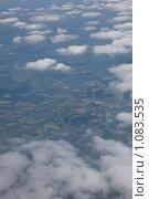 Под облаками (2009 год). Стоковое фото, фотограф Юлия Новикова / Фотобанк Лори