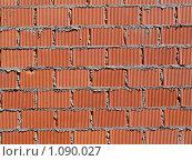 Кирпичная стена. Стоковое фото, фотограф Вадим Крутов / Фотобанк Лори