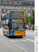 Купить «Дания. Копенгаген. Городской пейзаж.», фото № 1092811, снято 4 августа 2009 г. (c) Александр Секретарев / Фотобанк Лори