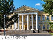 Купить «Омский Кадетский Корпус», фото № 1096487, снято 29 августа 2009 г. (c) Валерий Лифонтов / Фотобанк Лори