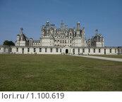 Замок Шамбор. Долина реки Луара. Франция. (2009 год). Редакционное фото, фотограф Дживита / Фотобанк Лори