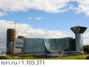 Купить «Дом Правительства Московской области», фото № 1103371, снято 19 сентября 2009 г. (c) Glen_Cook / Фотобанк Лори