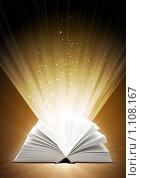 Купить «Волшебная книга», иллюстрация № 1108167 (c) Лукиянова Наталья / Фотобанк Лори