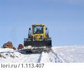 Зимник. Редакционное фото, фотограф Сергей Дриманович / Фотобанк Лори