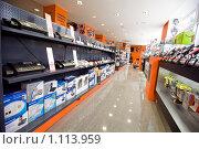 Купить «Белый ветер цифровой (магазин)», фото № 1113959, снято 31 июля 2008 г. (c) Zelenograd.ru / Фотобанк Лори