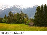 Купить «Окрестности Красной поляны», фото № 1120787, снято 25 мая 2008 г. (c) Алексей Ляшенко / Фотобанк Лори