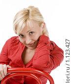 Женский портрет. Стоковое фото, фотограф Леонид Козлов / Фотобанк Лори