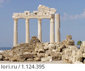 Средиземноморье (2009 год). Стоковое фото, фотограф Василий Пилицын / Фотобанк Лори