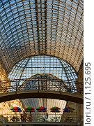 Крыша ГУМа (2009 год). Редакционное фото, фотограф foliart / Фотобанк Лори