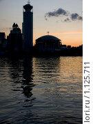 Город будущего (2009 год). Стоковое фото, фотограф foliart / Фотобанк Лори