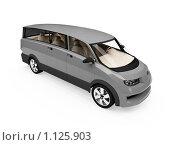 Купить «Автомобиль будущего», иллюстрация № 1125903 (c) ИЛ / Фотобанк Лори