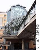 """Москва.Торговый центр """"Атриум"""" (2009 год). Редакционное фото, фотограф АЛЕКСАНДР МИХЕИЧЕВ / Фотобанк Лори"""