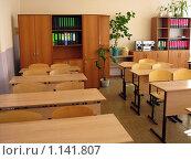 Купить «Школьный кабинет», фото № 1141807, снято 18 августа 2009 г. (c) Светлана Кириллова / Фотобанк Лори