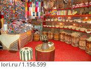 Купить «Восточный магазинчик специй, благовоний, тюбетеек», фото № 1156599, снято 8 марта 2007 г. (c) Елена Ильина / Фотобанк Лори
