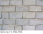 Кладка из ячеистого бетона. Стоковое фото, фотограф Дудакова / Фотобанк Лори