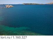 """Купить «Вид с веранды отеля """"Dubrovnik Palace"""" на Адриатическое море», фото № 1160327, снято 6 сентября 2009 г. (c) Сергей Бесчастный / Фотобанк Лори"""