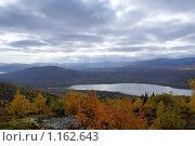 Горное озеро. Стоковое фото, фотограф Юрий Борисов / Фотобанк Лори
