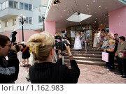 Купить «Свадебная фото- и видеосъемка», фото № 1162983, снято 8 августа 2008 г. (c) Zelenograd.ru / Фотобанк Лори