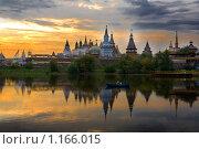 Купить «Измайловский кремль, Москва», фото № 1166015, снято 28 мая 2018 г. (c) Абашева Татьяна Шамилевна / Фотобанк Лори