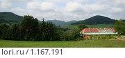 Купить «Альпийский пейзаж», фото № 1167191, снято 30 июня 2009 г. (c) Светлана Попова / Фотобанк Лори