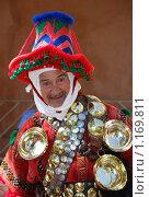 Водонос, Марокко (2009 год). Редакционное фото, фотограф Ирина Хаврошина / Фотобанк Лори