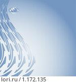 Купить «Абстрактный дизайнерский фон», иллюстрация № 1172135 (c) Наталия Каупонен / Фотобанк Лори