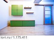 Купить «Шкафы в холле», фото № 1175411, снято 21 апреля 2009 г. (c) Бабенко Денис Юрьевич / Фотобанк Лори