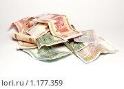 Валюта. Стоковое фото, фотограф Илья Забежинский / Фотобанк Лори