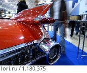 Американский авто 50-х годов. Стоковое фото, фотограф Павел Красихин / Фотобанк Лори