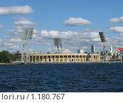 Купить «Стадион», фото № 1180767, снято 23 августа 2008 г. (c) Любецкая Марина / Фотобанк Лори