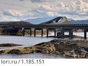 Купить «Атлантическая дорога», фото № 1185151, снято 10 августа 2009 г. (c) Марченко Дмитрий / Фотобанк Лори