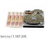 Купить «Сколько стоит информация», фото № 1187335, снято 2 ноября 2009 г. (c) Полина Столбушинская / Фотобанк Лори