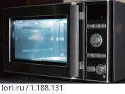 Купить «Микроволновая печь», фото № 1188131, снято 3 сентября 2009 г. (c) Константин Ёлшин / Фотобанк Лори