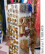 Купить «Египетские украшения и сувениры», фото № 1189419, снято 18 ноября 2008 г. (c) Одиссей / Фотобанк Лори