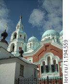 Храм в Карелии. Стоковое фото, фотограф Татьяна Емельянова / Фотобанк Лори