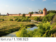 Купить «Суздаль: Свято-Евфимиев монастырь», фото № 1198923, снято 22 августа 2009 г. (c) Дмитрий Яковлев / Фотобанк Лори