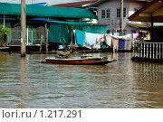 Купить «Жизнь на реке», фото № 1217291, снято 10 ноября 2006 г. (c) Катя Белякова / Фотобанк Лори