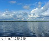 Можайское водохранилище.  Можайский район Московской области (2009 год). Редакционное фото, фотограф lana1501 / Фотобанк Лори