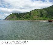 Небольшая бухта в Татарском проливе. Стоковое фото, фотограф Таир Сейтхалилов / Фотобанк Лори