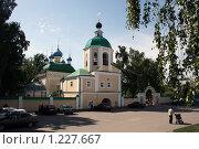 Купить «Город Ливны, православный храм», фото № 1227667, снято 6 сентября 2009 г. (c) BELY / Фотобанк Лори