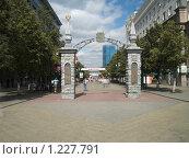 Купить «Челябинск. Кировка», фото № 1227791, снято 22 августа 2008 г. (c) Liseykina / Фотобанк Лори