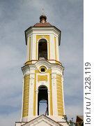 Купить «Старая Русса, Никольская церковь», фото № 1228119, снято 4 сентября 2009 г. (c) Александр Секретарев / Фотобанк Лори