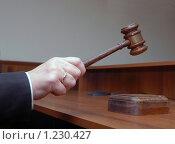 Купить «Приговор», фото № 1230427, снято 1 февраля 2008 г. (c) Yanchenko / Фотобанк Лори
