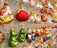 Новогодние игрушки, фото № 1238215, снято 14 сентября 2007 г. (c) Vasily Smirnov / Фотобанк Лори